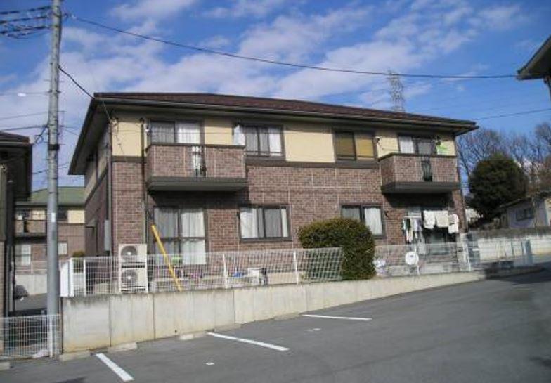 山梨県甲斐市、塩崎駅徒歩21分の築11年 2階建の賃貸アパート