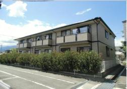 山梨県甲斐市、竜王駅徒歩35分の築15年 2階建の賃貸アパート