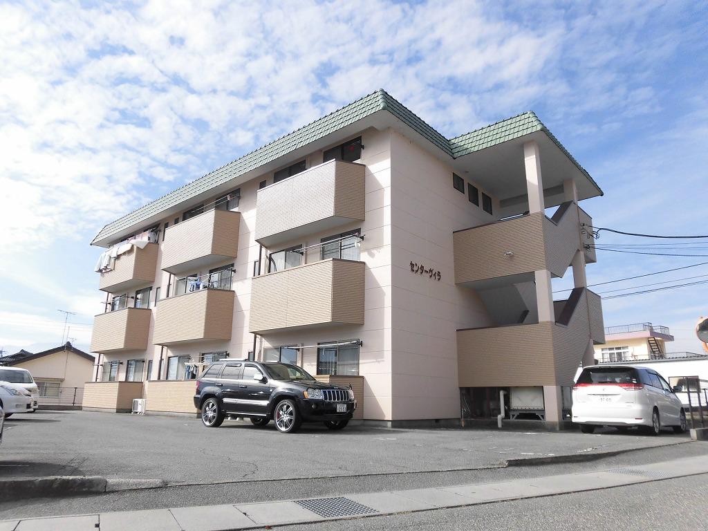 山梨県甲斐市、常永駅徒歩36分の築21年 3階建の賃貸マンション