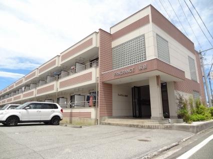 山梨県中巨摩郡昭和町の築21年 2階建の賃貸アパート