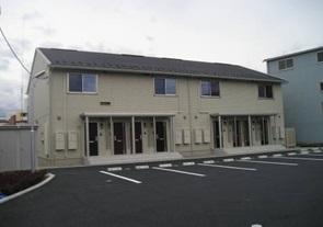 山梨県中巨摩郡昭和町、東花輪駅徒歩27分の築5年 2階建の賃貸アパート