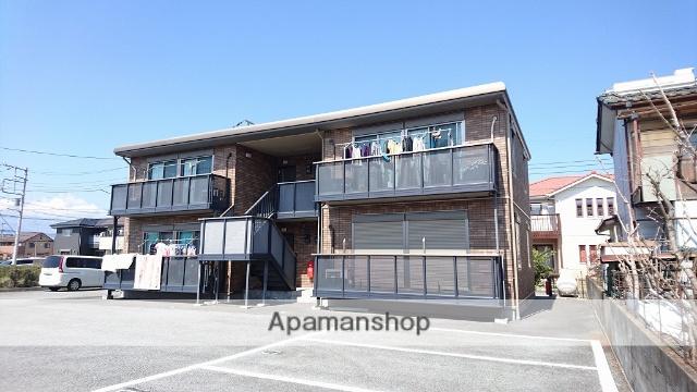 山梨県甲府市、甲斐住吉駅徒歩20分の築10年 2階建の賃貸アパート