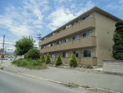 山梨県甲府市、甲斐住吉駅徒歩30分の築7年 3階建の賃貸アパート