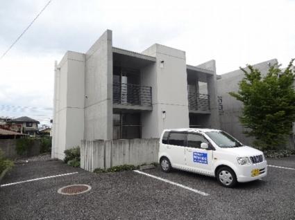 山梨県甲府市、竜王駅徒歩39分の築11年 2階建の賃貸テラスハウス