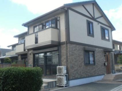 山梨県甲府市、国母駅徒歩20分の築13年 2階建の賃貸テラスハウス