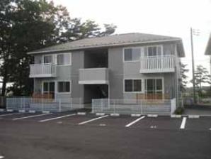 山梨県甲斐市、塩崎駅徒歩4分の築12年 2階建の賃貸アパート