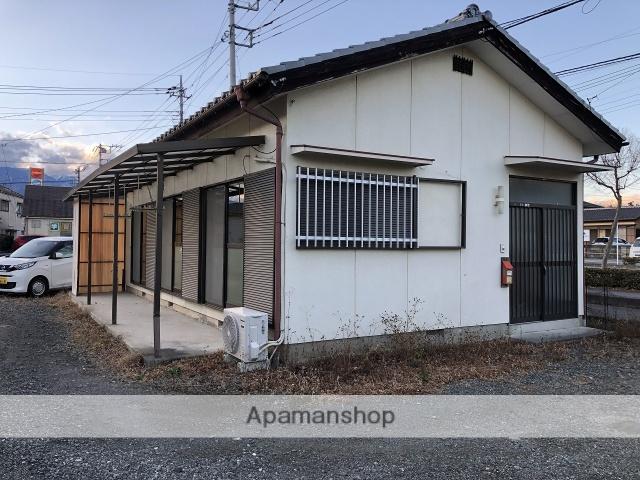 山梨県甲斐市の築23年 1階建の賃貸一戸建て