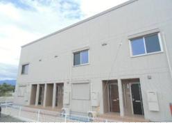 山梨県中巨摩郡昭和町の築2年 2階建の賃貸アパート