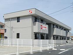 山梨県甲斐市、竜王駅徒歩42分の築13年 2階建の賃貸アパート