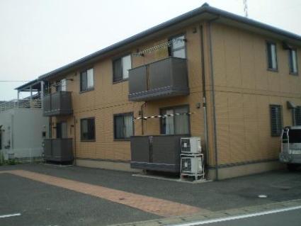 山梨県中巨摩郡昭和町、国母駅徒歩13分の築13年 2階建の賃貸アパート