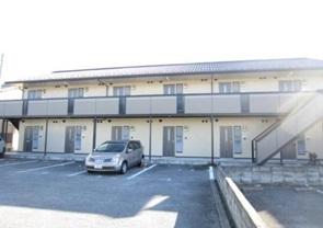 山梨県甲斐市、竜王駅徒歩20分の築27年 2階建の賃貸アパート