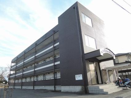 山梨県中巨摩郡昭和町、常永駅徒歩16分の築20年 3階建の賃貸マンション