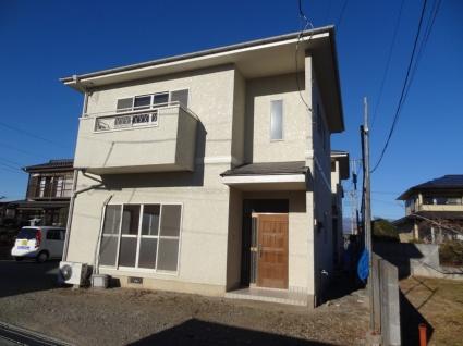 山梨県南アルプス市の築22年 2階建の賃貸一戸建て