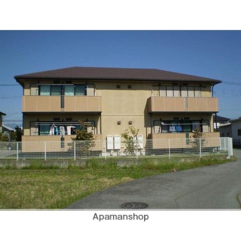 山梨県甲府市の築13年 2階建の賃貸アパート