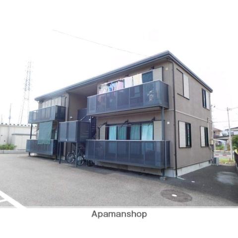 山梨県甲府市、甲斐住吉駅徒歩20分の築14年 2階建の賃貸アパート