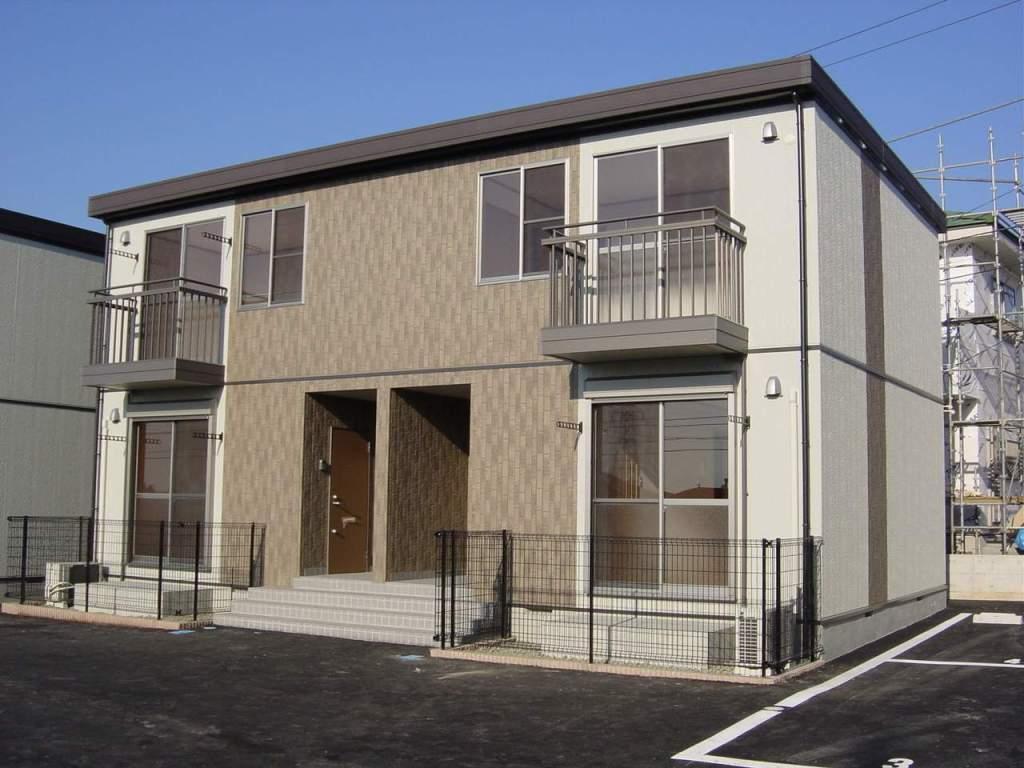 山梨県甲斐市、塩崎駅徒歩15分の築9年 2階建の賃貸テラスハウス