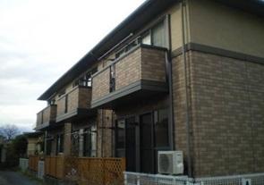 山梨県甲府市、甲府駅徒歩47分の築14年 2階建の賃貸アパート