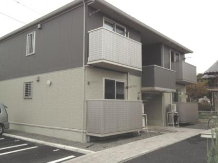 山梨県中央市、小井川駅徒歩18分の築6年 2階建の賃貸アパート