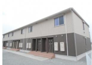 山梨県甲斐市、竜王駅徒歩27分の築1年 2階建の賃貸アパート