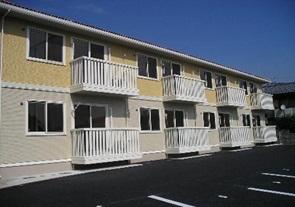 山梨県甲府市、甲斐住吉駅徒歩25分の築10年 2階建の賃貸アパート