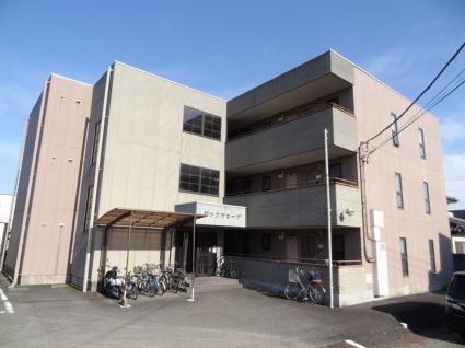 山梨県中巨摩郡昭和町、小井川駅徒歩21分の築20年 3階建の賃貸マンション