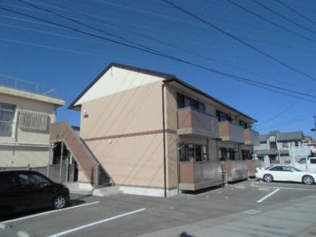 山梨県甲府市、甲斐住吉駅徒歩10分の築13年 2階建の賃貸アパート