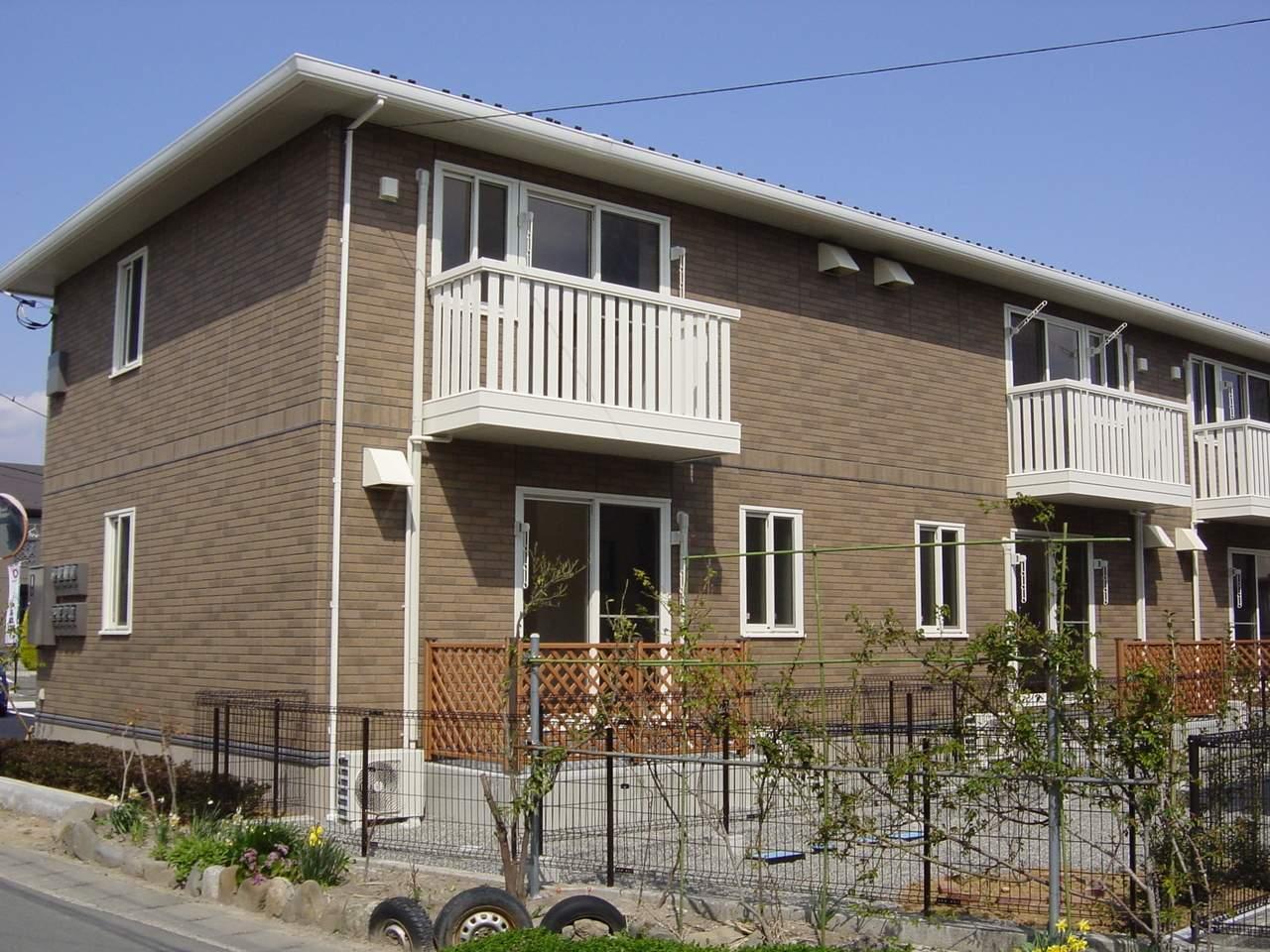 山梨県甲斐市、竜王駅徒歩26分の築9年 2階建の賃貸アパート