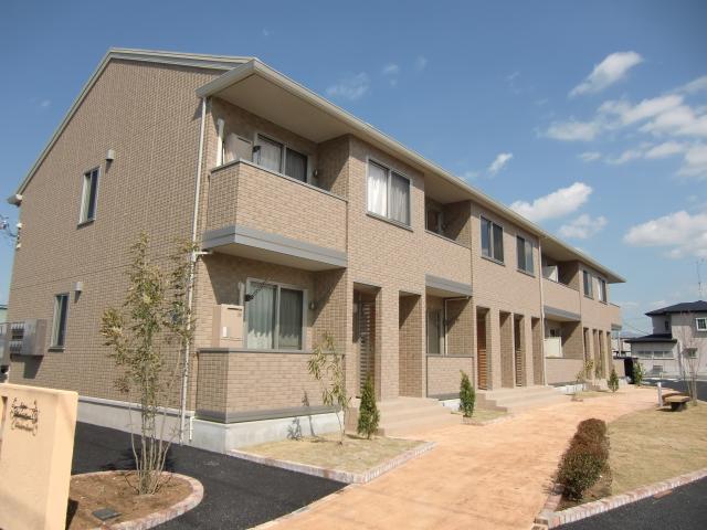 山梨県南アルプス市、東花輪駅徒歩30分の築7年 2階建の賃貸アパート