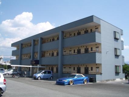 山梨県甲府市、国母駅徒歩18分の築19年 3階建の賃貸マンション