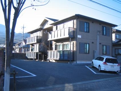 山梨県南アルプス市、小井川駅徒歩100分の築12年 2階建の賃貸アパート