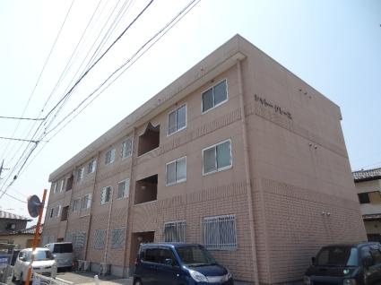 山梨県中巨摩郡昭和町、常永駅徒歩24分の築22年 3階建の賃貸マンション