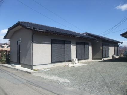 山梨県南アルプス市の築9年 1階建の賃貸一戸建て