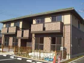 山梨県甲斐市、竜王駅徒歩36分の築12年 2階建の賃貸アパート