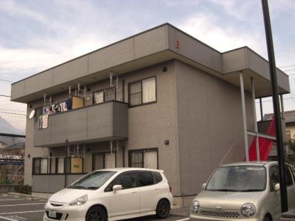 山梨県南アルプス市の築14年 2階建の賃貸マンション