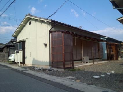 山梨県甲斐市の築27年 1階建の賃貸一戸建て