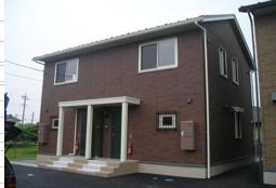 山梨県甲斐市、竜王駅徒歩27分の築10年 2階建の賃貸テラスハウス