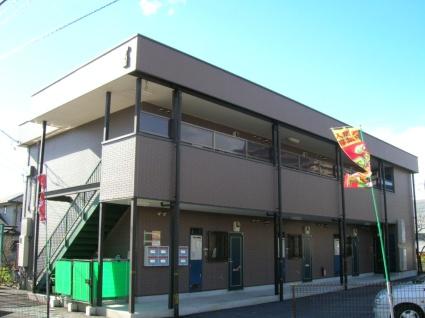 山梨県甲斐市、竜王駅徒歩24分の築16年 2階建の賃貸アパート