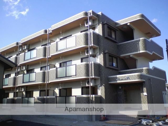 山梨県南巨摩郡富士川町、鰍沢口駅徒歩40分の築8年 3階建の賃貸マンション