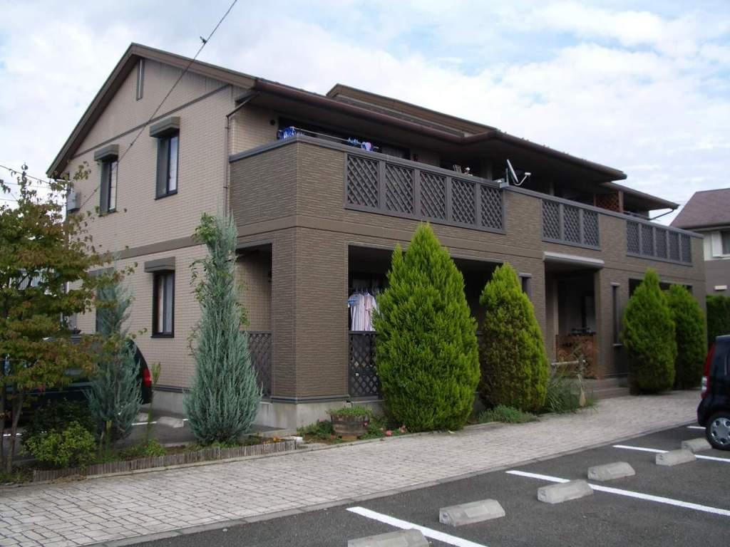 山梨県甲斐市、竜王駅徒歩20分の築16年 2階建の賃貸アパート