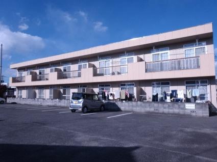 山梨県甲斐市、竜王駅徒歩10分の築30年 2階建の賃貸アパート
