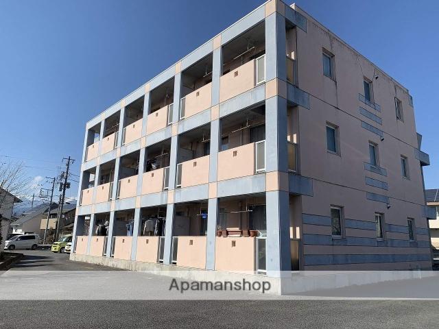 山梨県甲斐市の築19年 3階建の賃貸マンション
