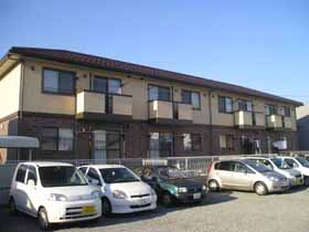 山梨県甲府市、竜王駅徒歩28分の築13年 2階建の賃貸アパート