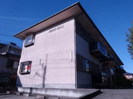 山梨県甲斐市、竜王駅徒歩20分の築20年 2階建の賃貸アパート