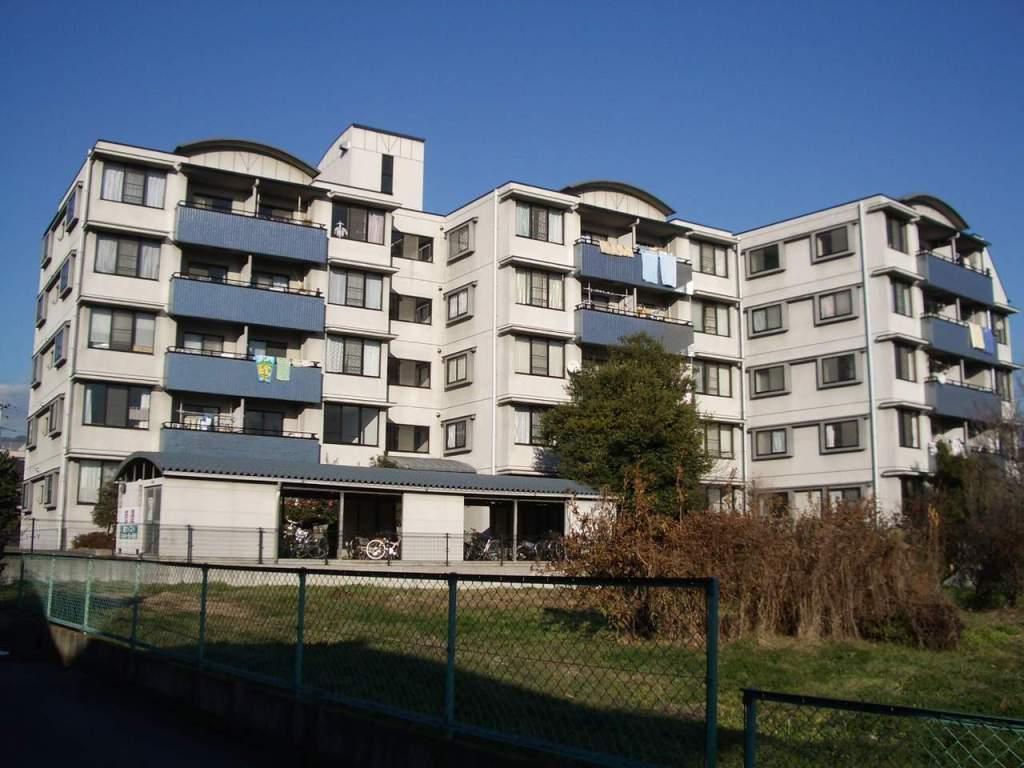 山梨県甲斐市、竜王駅徒歩7分の築19年 5階建の賃貸マンション