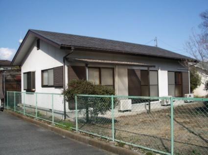 山梨県甲府市の築21年 1階建の賃貸一戸建て