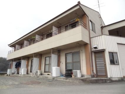 山梨県韮崎市の築27年 2階建の賃貸アパート