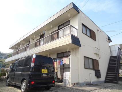 山梨県甲府市、善光寺駅徒歩13分の築29年 2階建の賃貸アパート