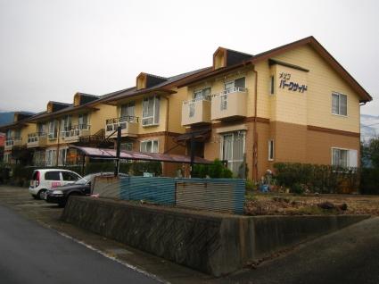 山梨県南巨摩郡富士川町の築27年 2階建の賃貸アパート