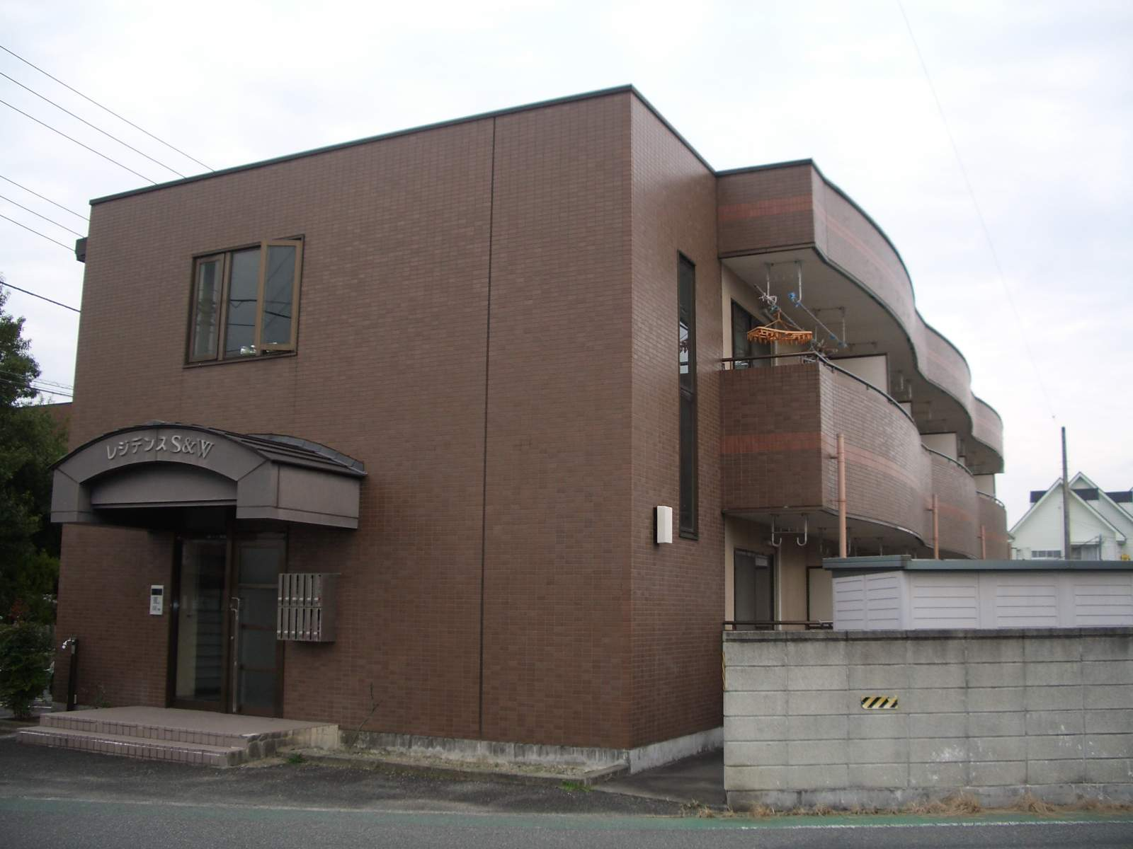 山梨県甲府市、竜王駅徒歩20分の築18年 2階建の賃貸マンション