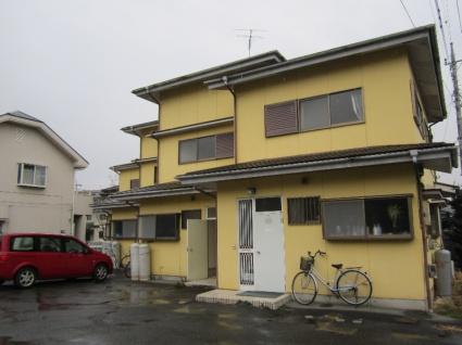 山梨県甲府市、甲府駅徒歩30分の築26年 2階建の賃貸テラスハウス